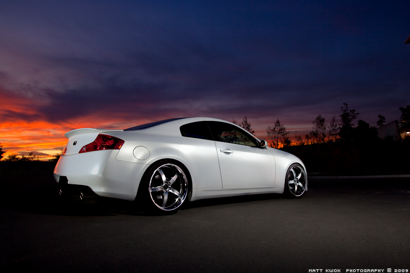 Anyone Know What This Trunk Spoiler Is Called G35driver